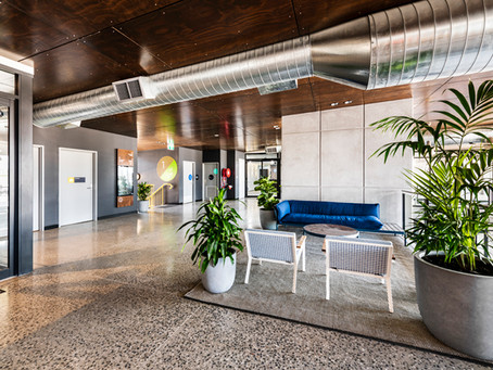 So you want your office space to look timeless – how do you do that?