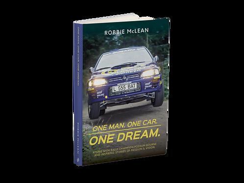 One Man, One Car, One Dream