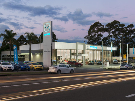 Hornsby Automotive Group