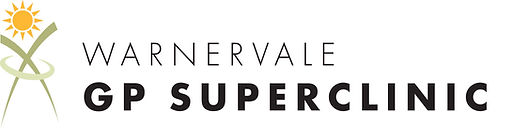 Warnervale GP Super Clinic logo at contact details