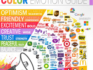 How to choose a colour for your logo