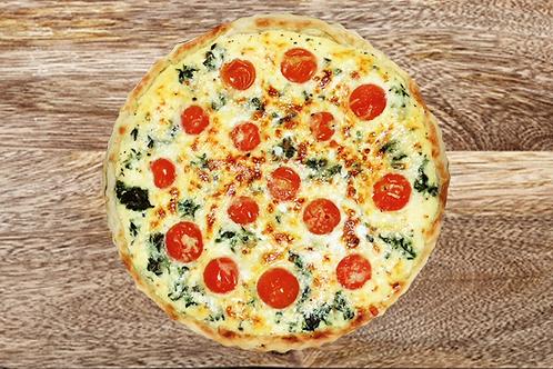 Quiche - Spinach, Roasted Tomato & Parmesan