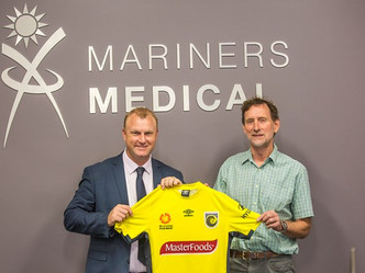 Have you visited the Central Coast Mariners Centre of Excellence Lately?