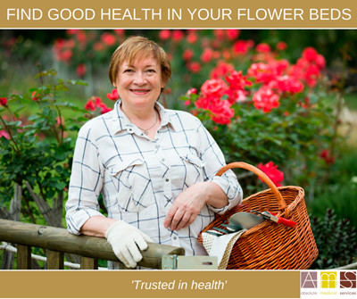 The fantastic health benefits of gardening