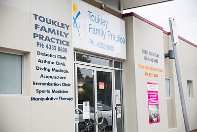 Toukle Family Practice in Canton Beach Road, Toukley
