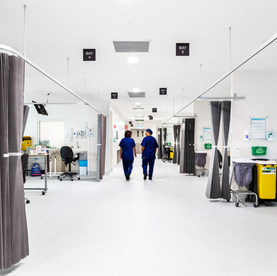 Maitland Private Hospital Stage 2