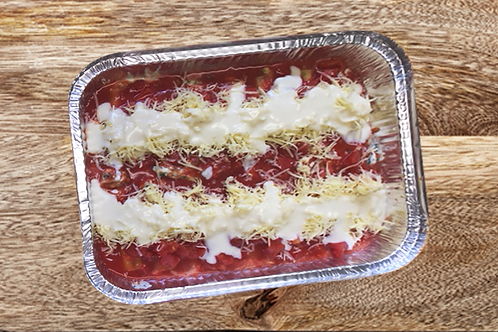 Spinach and Ricotta Cannelloni Tray