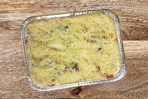 Vegetarian Lasagne Tray