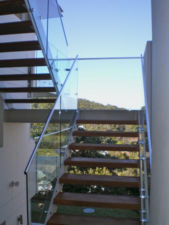 Railings, Stairs & Handrails