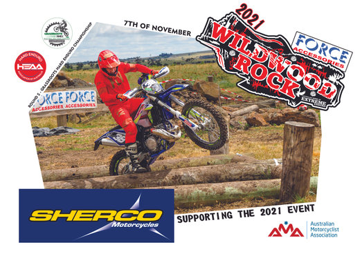Sherco Australia Support the 2021 Froce Accessories Wildwood Rock Extreme.jpg