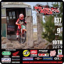 137 Riders in WWR19 - 9 DAYS