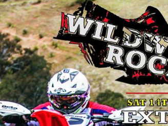 2015 Event Poster |  2015 Wildwood Rock Extreme