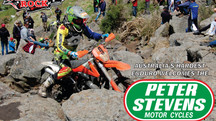 Peter Stevens Motorcycles Claims Wildwood's Most Talked About area - Rock Garden