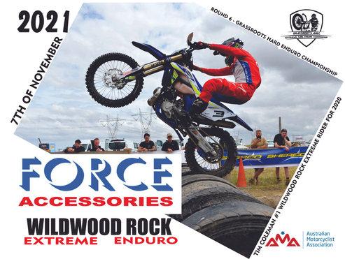 2021 FORCE ACCESSORIES WILDWOOD ROCK EXT