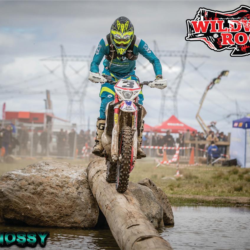 Tim Coleman #3 Wildwood 2019