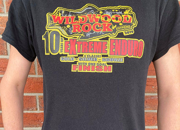 10 Years of Wildwood Event T-Shirt