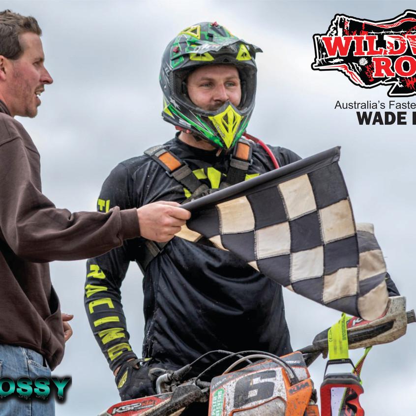 Wade Ibrahim #2 Wildwood 2019 FLAG