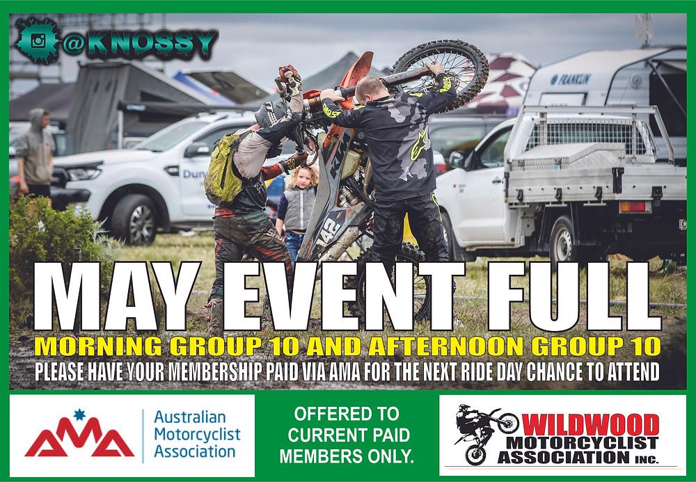 Wildwood 2020 Ride day FULL