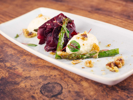 Get to grips with our new summer food menu!