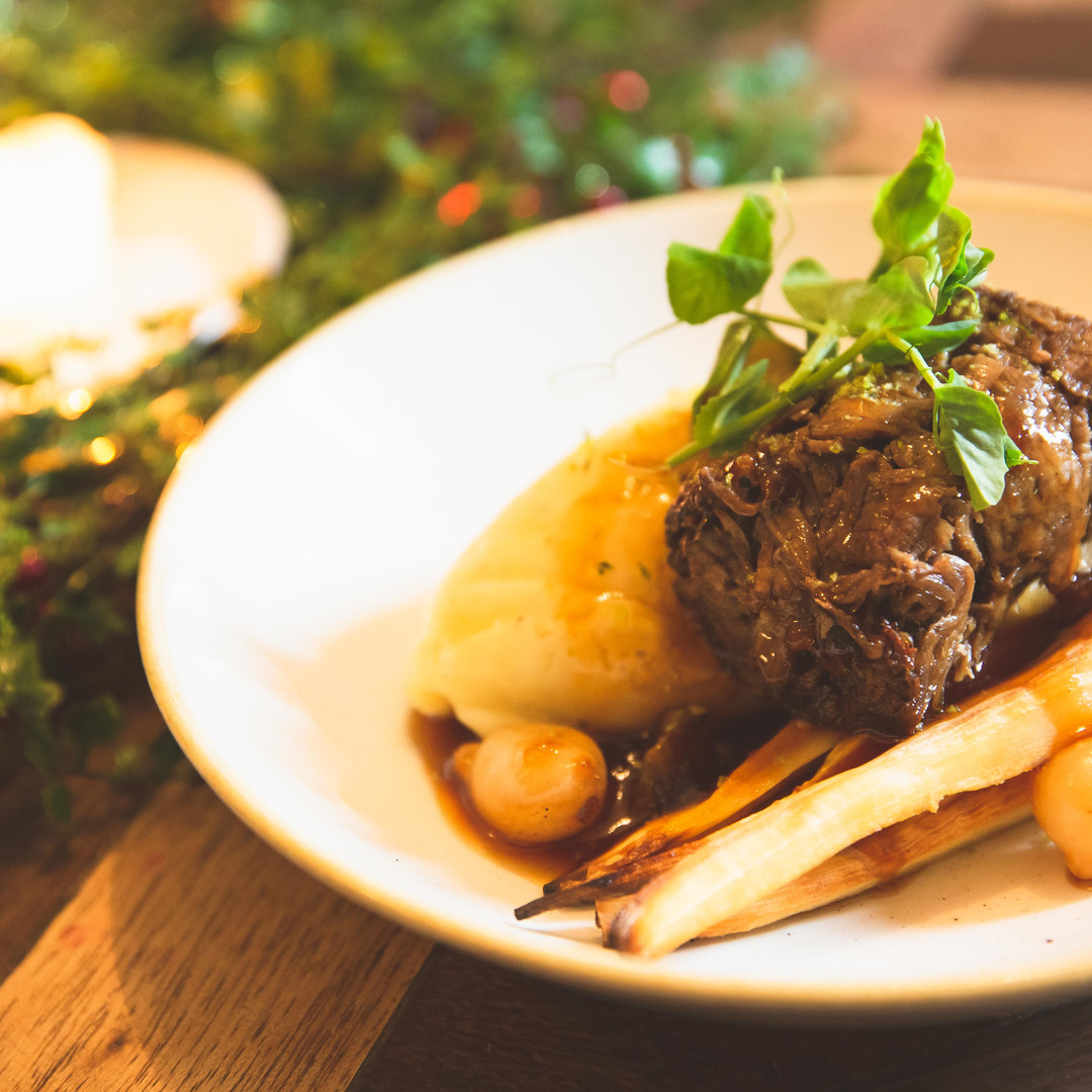 Festive Menu at the Broadfield
