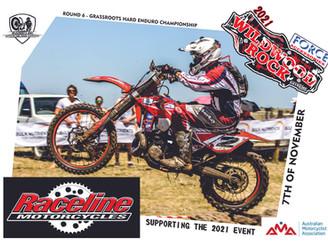Raceline Motorcycles Support Wildwood 2021