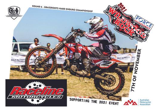 Raceline Motorcycles Support 2021 Wildwo