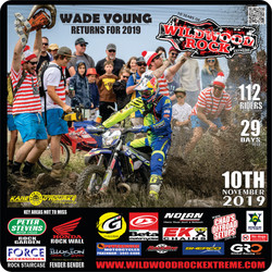 112 Riders in WWR19 - 29 DAYS