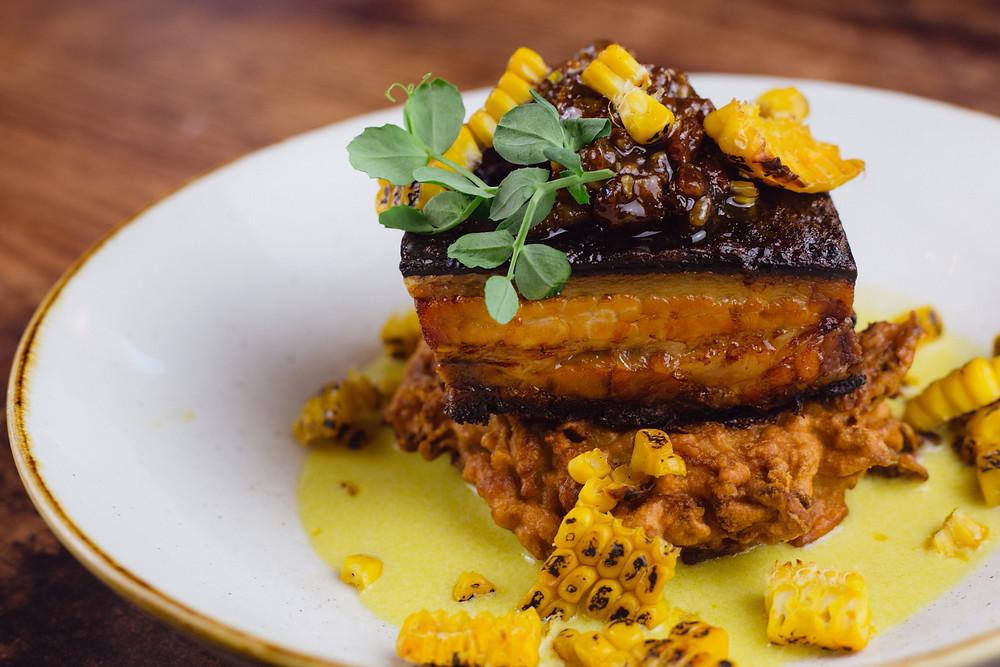 The Broadfield's Smoke pork belly