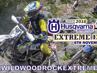 Husqvarna Motorcycles joins the 2016 Wildwood Rock Extreme as naming sponsor.