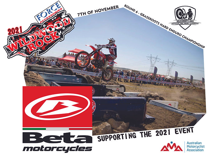 Beta Motorcycles Support the 2021 Froce