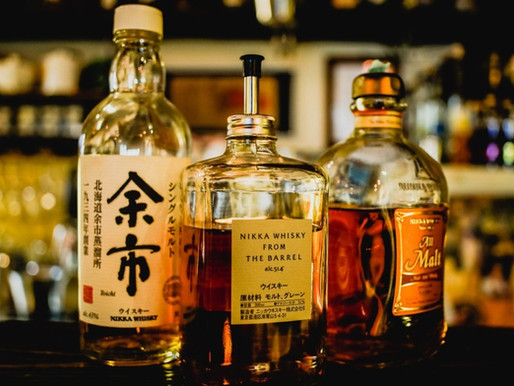 4 interesting facts about Japanese Whisky