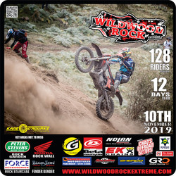 128 Riders in WWR19 - 12 DAYS