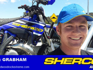 Rider News | Broc Grabham takes on his First Extreme Event