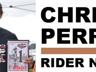 Rider News | Chris Perry talks Extreme Enduro and Finke madness