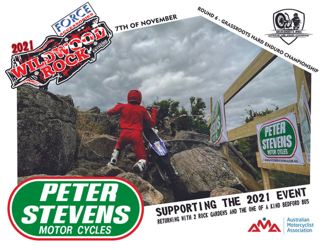 Peter stevens Support the 2021 Froce Acc