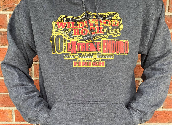 2019 -10 Years of Wildwood Event Hooded Jumpers