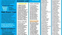 2019 Event Rider List - Released