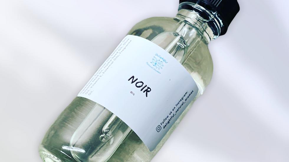 Noir Body Oil