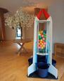 rocket launch Giant Games  Hire Wedding West Midlands
