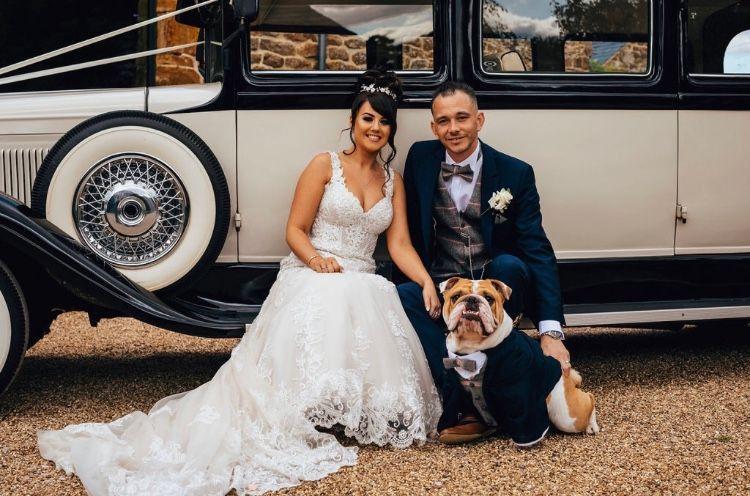 Photo from Dodford manor- Barn Wedding Venue