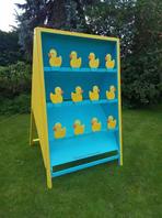 duck shoot on grass Giant Games  Hire Birmingham