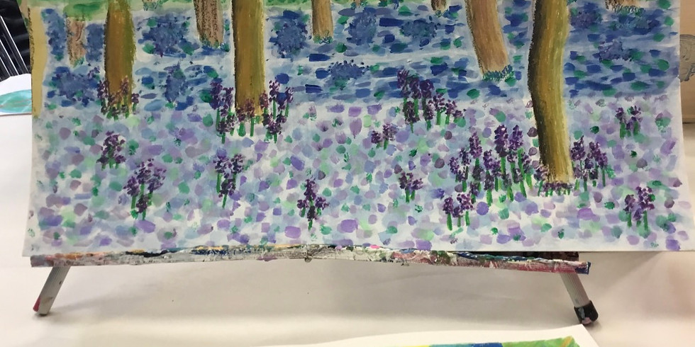 Drawing Camp (Ages 10-14)