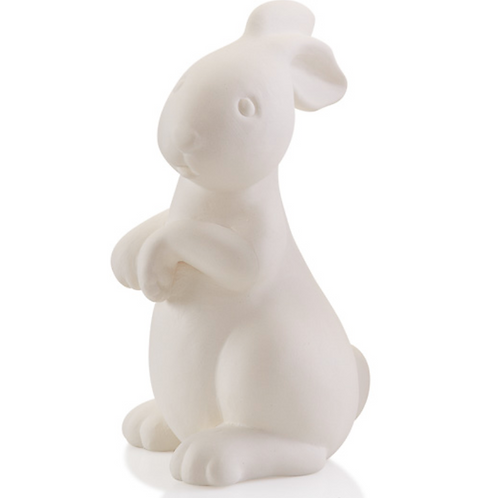 Easter Candy Bunny Figurine