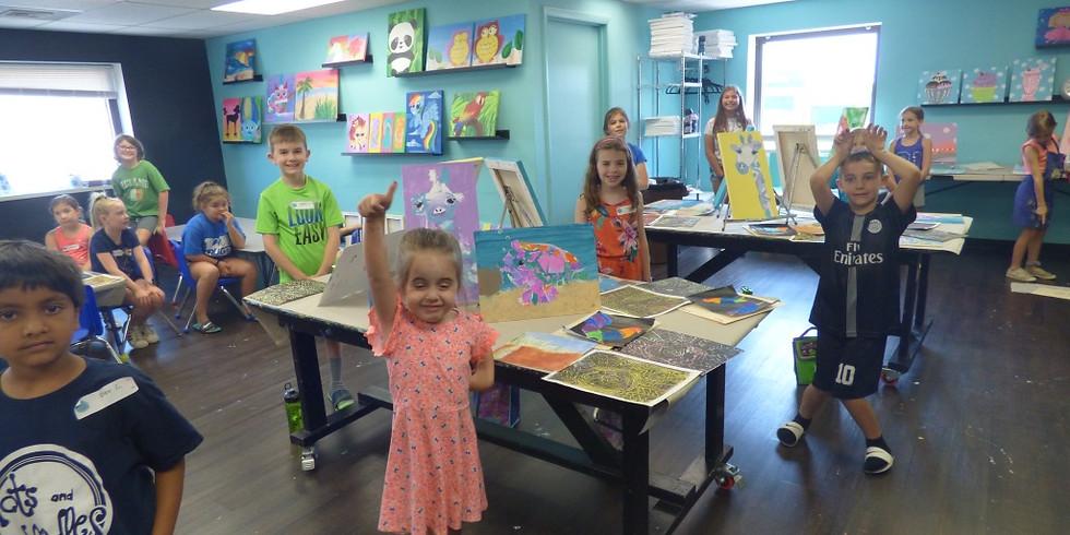 ART 1/2 ~ (ages 5-9)