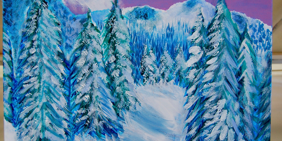 Stroke of Genius: Painting Camp 1 (Ages 10-14)