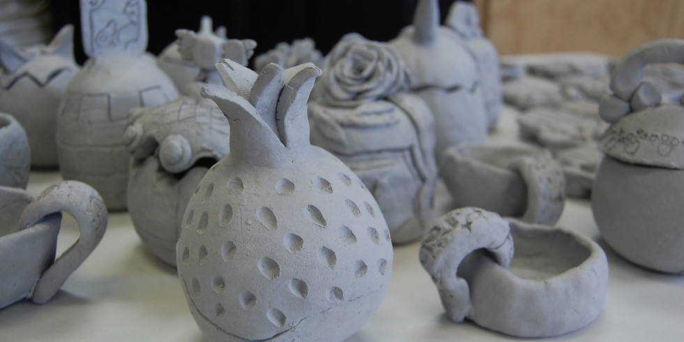 Clayful Doodlers: Clay Camp (Ages 5-9)