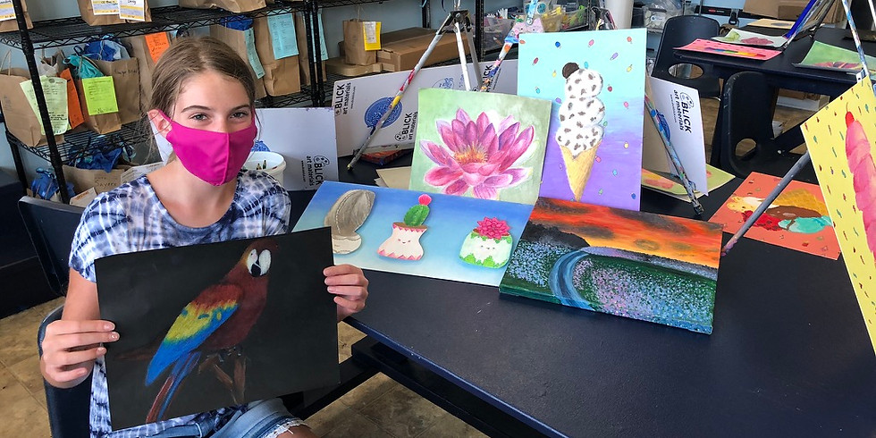 Painting and Drawing Camp