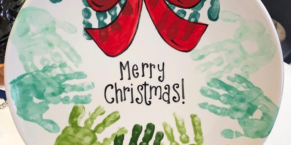 Early Bird Holiday Handprint Palooza