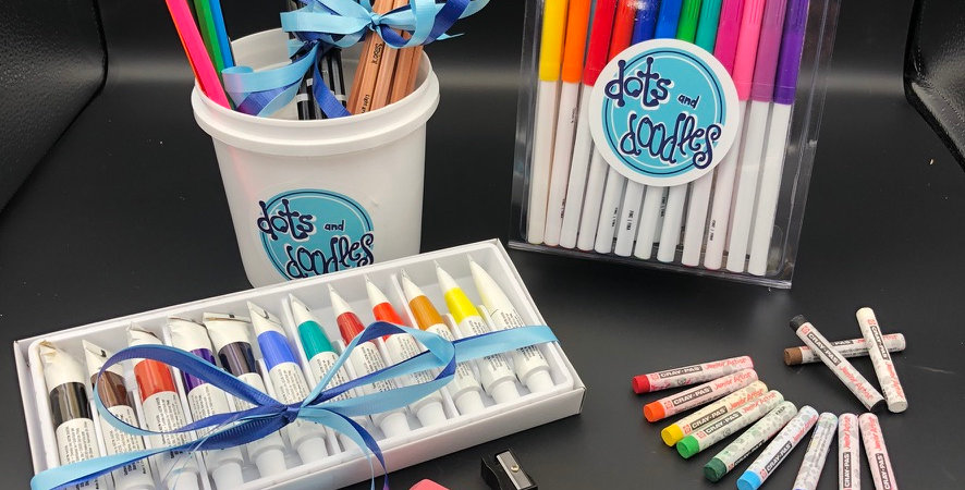 Ultimate Doodle at Home Art Supply Kit
