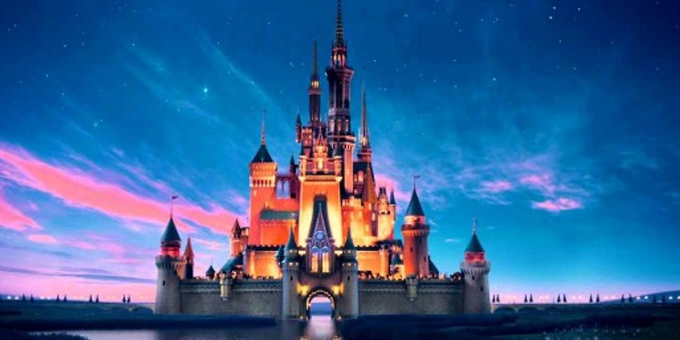Adult Disney Canvas Painting